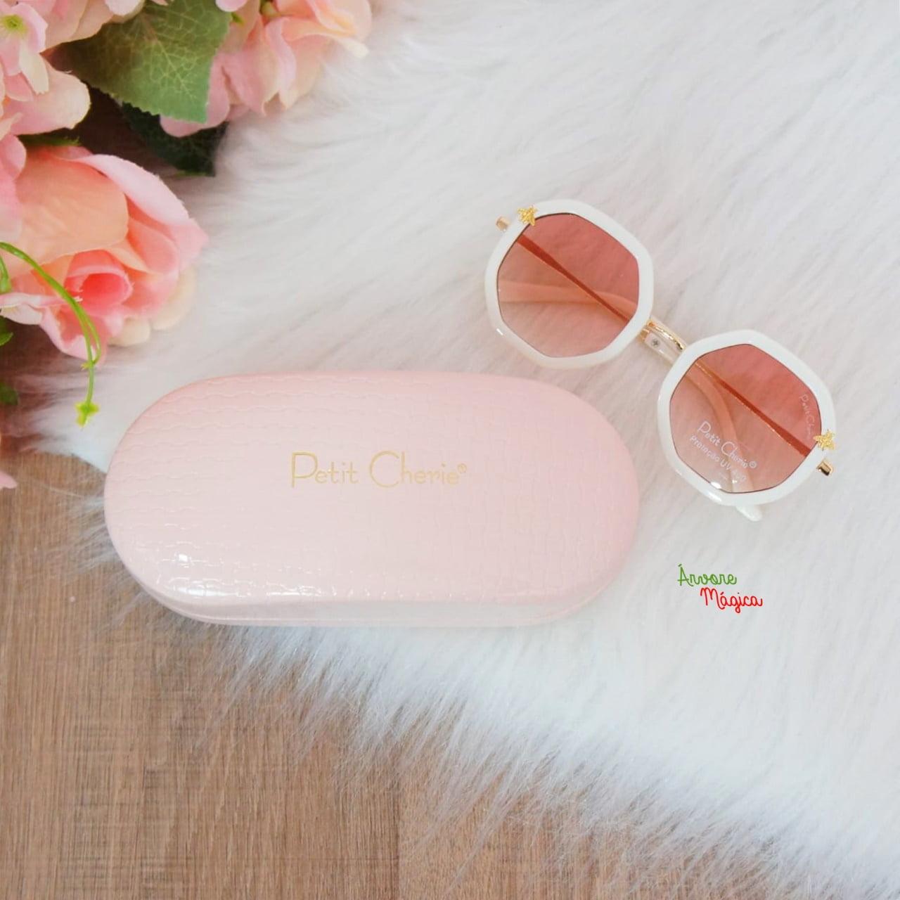 Óculos de Sol Off White Petit Cherie UV400
