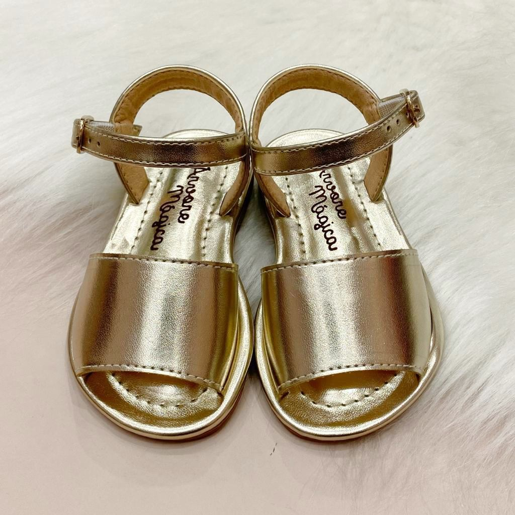 Sandália Ipanema Ouro