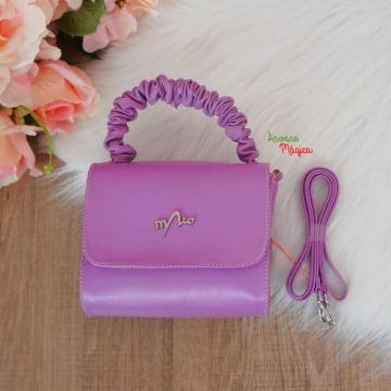 Bolsa Violeta