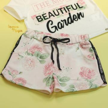 Conjunto Infantil Beautiful Garden Petit Cherie