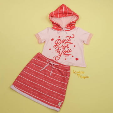 Conjunto Infantil Do It For You Petit Cherie