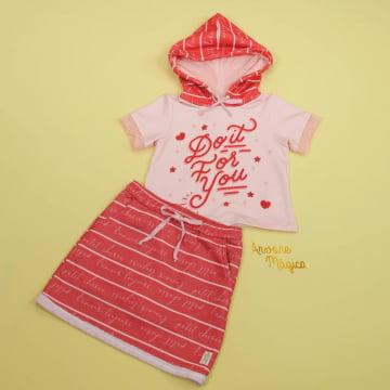 Conjunto Infantil Do It For You Petit Cherie