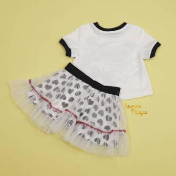 Conjunto Infantil My Fashion Day Petit Cherie