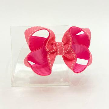 Laço Infantil Rosa