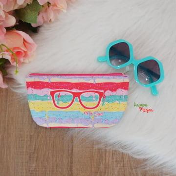 Óculos de Sol Azul Mon Sucré UV400