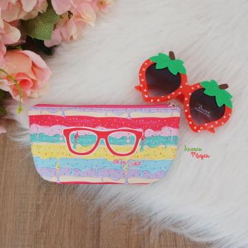 Óculos de Sol  Morango Mon Sucré UV400