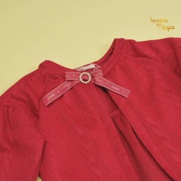 Conjunto Infantil Chapeuzinho Vermelho Petit Cherie