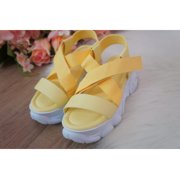 Papete Candy Amarelo