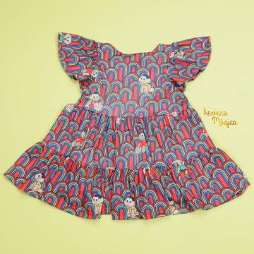 Vestido Turma da Mônica Mon Sucré