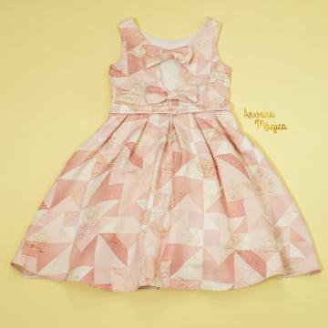 Vestido de Festa Infantil Aurora Petit Cherie