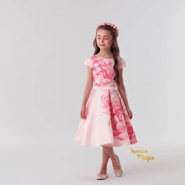 Vestido de Festa Infantil Clarice Petit Cherie