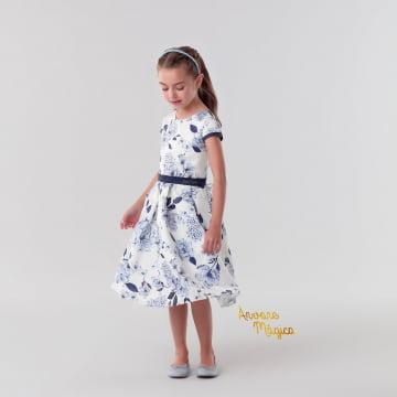 Vestido de Festa Infantil Luana Petit Cherie