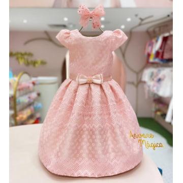 Vestido Festa Infantil Íris Petit Cherie