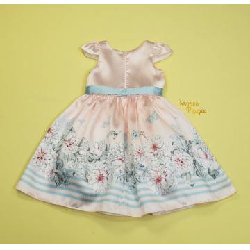Vestido de Festa Infantil Ana Bella Petit Cherie