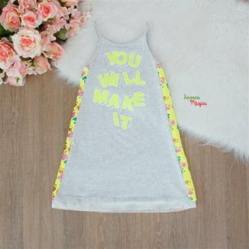 Vestido 2 Peças You Will Make It Petit Cherie