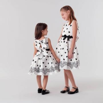 Vestido Festa Infantil Larissa Petit Cherie