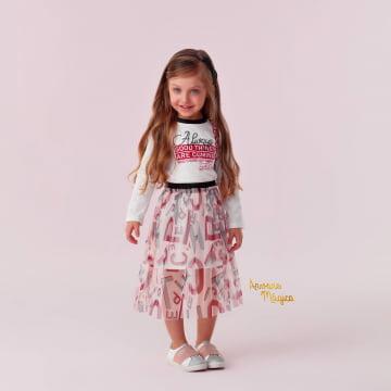 Vestido Infantil Always Good Things Petit Cherie
