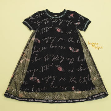 Vestido Infantil Limited Edition Petit Cherie