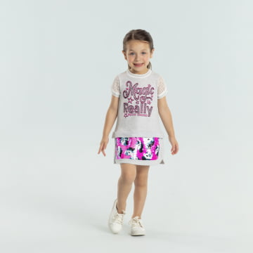 Vestido Infantil Magic Really Petit Cherie