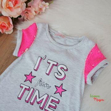 Vestido It's Fun Time Mon Sucré